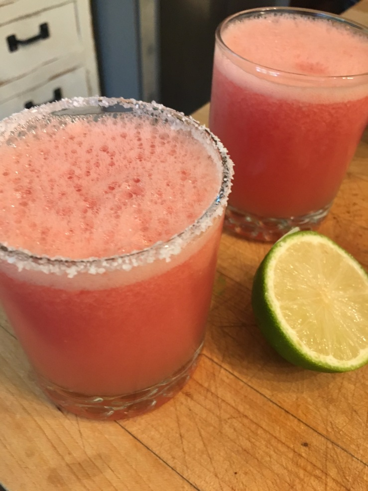 watermelon margs